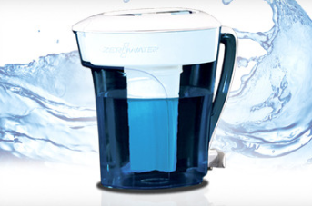zerowater 10 cup filtration pitcher for 20 shipped value sweet deals 4 moms. Black Bedroom Furniture Sets. Home Design Ideas