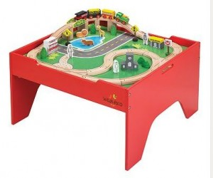 train table deal
