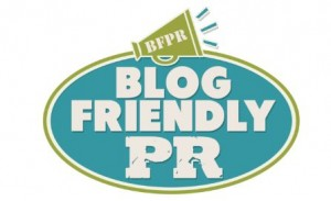 blog friendly pr