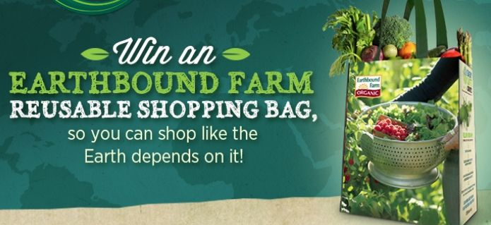 earthbound farm tote
