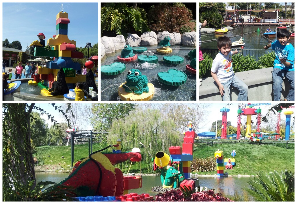 legoland sights