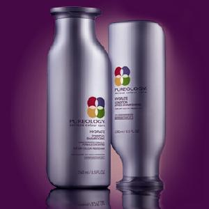 Pureology-Hydrate-Shampoo-and-Conditioner-Sample