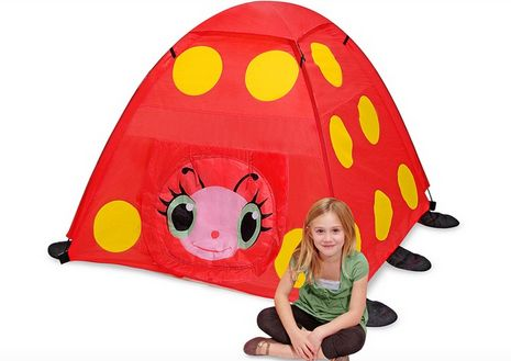 melissa and doug tent
