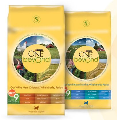 purina one beyond sample