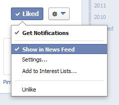 How to Get Your Facebook Updates