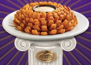 Outback Steackhouse Free Bloomin Onion