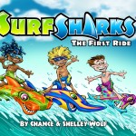 Surf Sharks Cover Promo