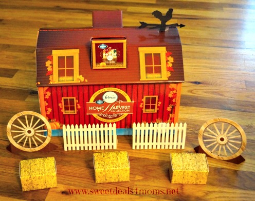 febreze fall home harvest collection
