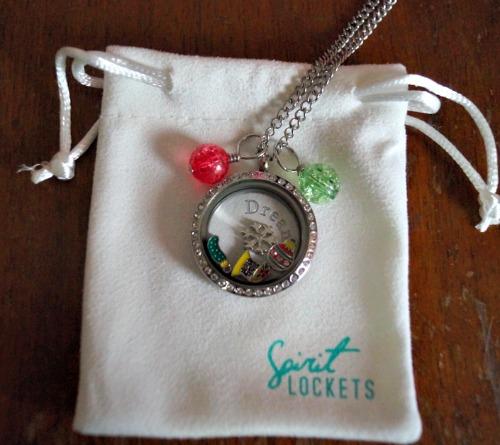 spirit lockets bag