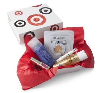 target beuty box