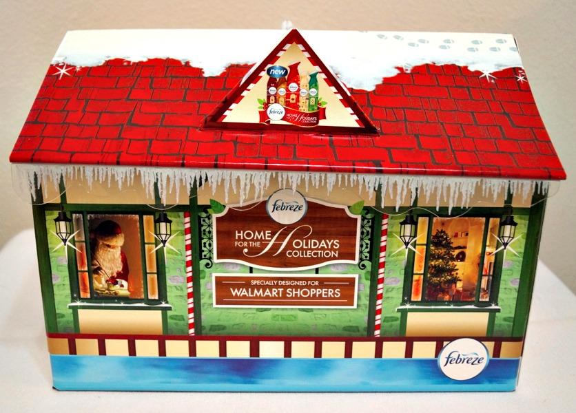 Febreze Christmas box