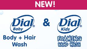 Dial Baby Body & Hair Wash