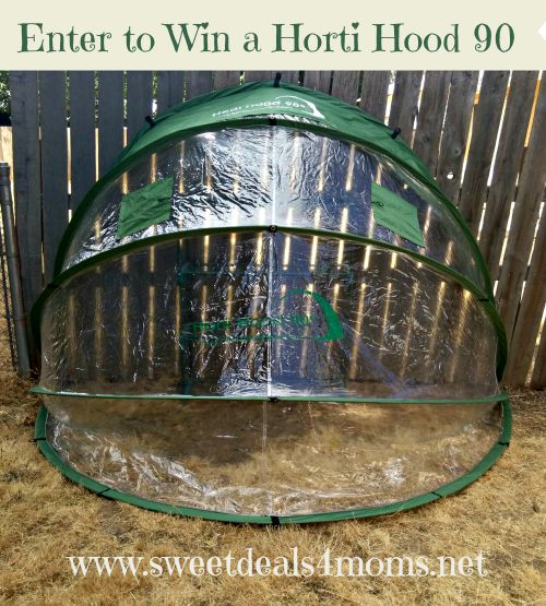 Enter to win a Horti Hood 90