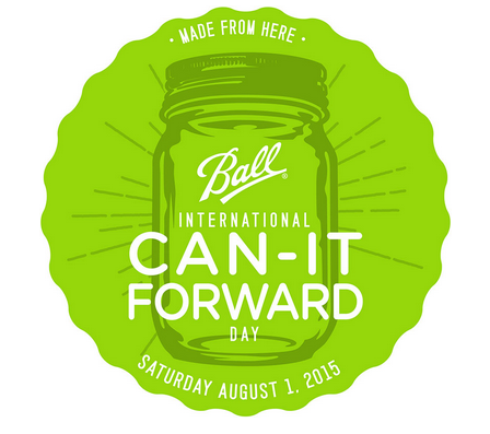Ball Can-It-Forward Day