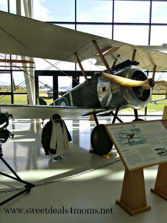 aviation museum plane