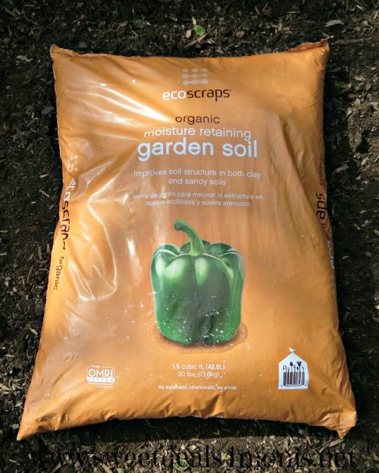 ecoscraps garden soil
