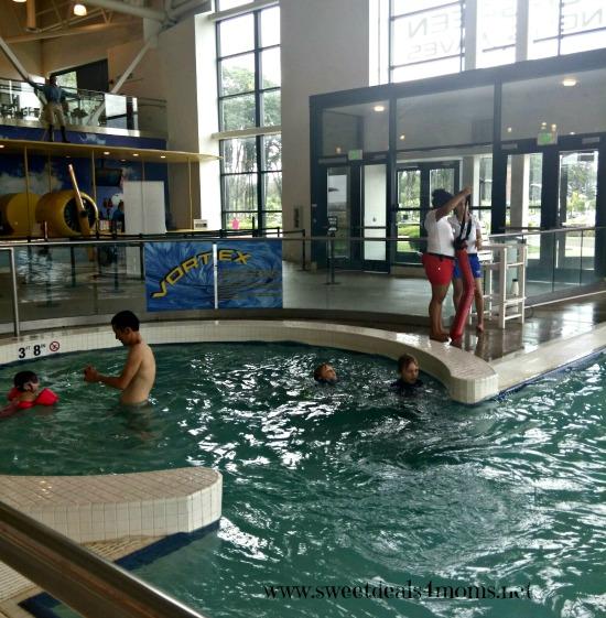 waterpark pool vortex